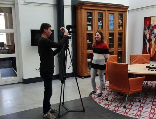Cure ADOA Foundation bij RTV Drenthe!